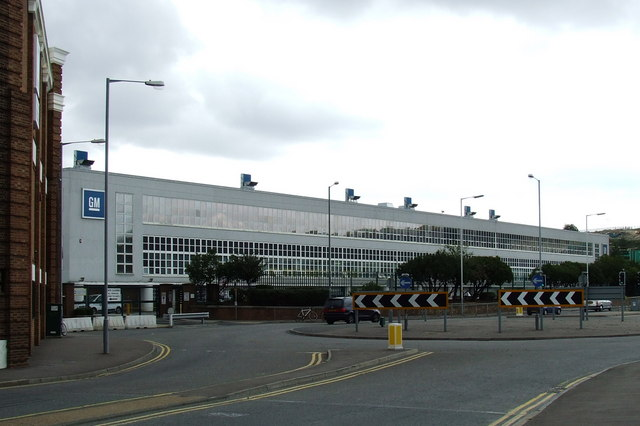 GM building - geograph.org.uk - 560801