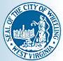 Official seal of Wheeling, West Virginia