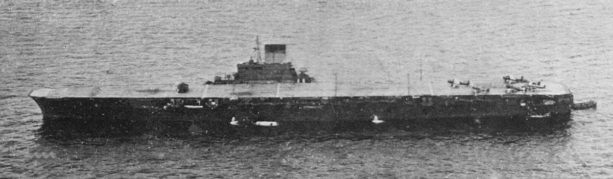 Japanese aircraft carrier Taiho 02