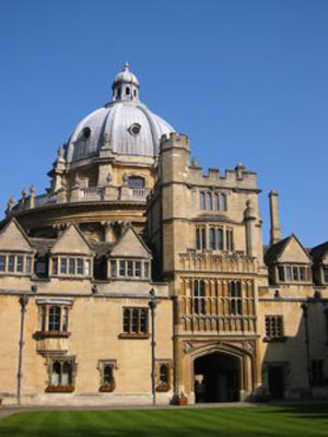 Oxford Brasenose College