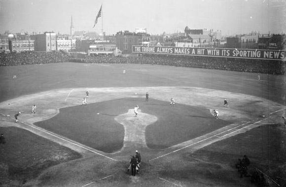 West Side Park 1906 World Series