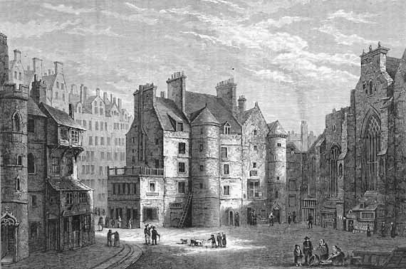The Old Tolbooth
