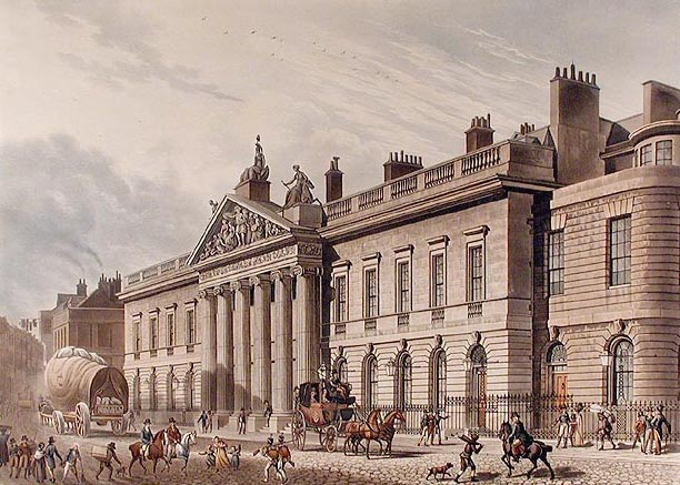 East India House THS 1817 edited