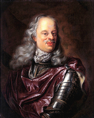 Grand Duke CosimoIII of Tuscany by van Douven
