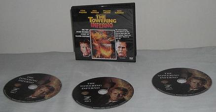 Three-disc VCD Title