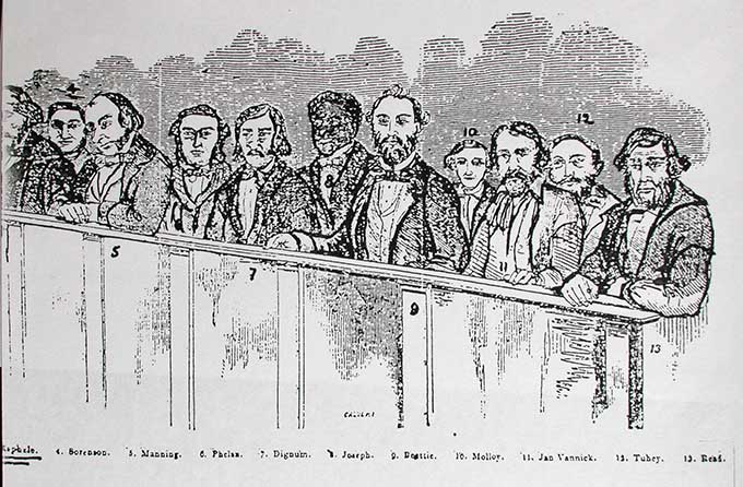 Trial of Eureka Rebels