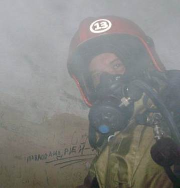 Russian Firefighters