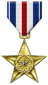 Silver Star medal