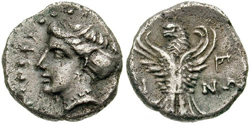Pontus Eagle Coin