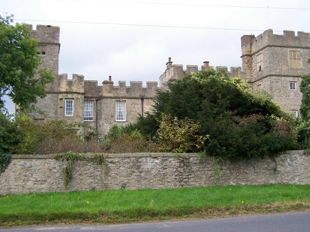 Snape Castle - geograph.org.uk - 467688
