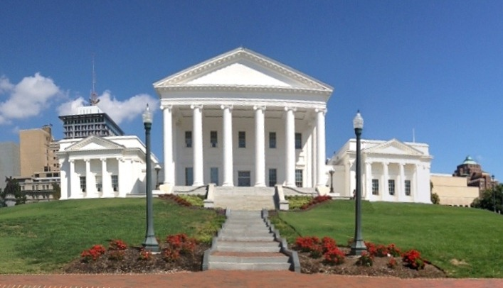 Virginia State Capitol Building