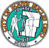Official seal of South Euclid, Ohio