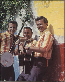 The Kingston Trio - Sunny Side