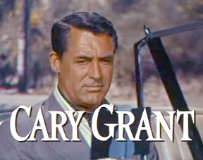 Cary Grant in To Catch a Thief trailer