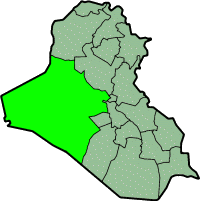 Iraq War in Al Anbar Governorate