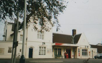Petersfield Station 1