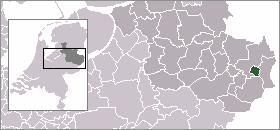 Location of Oldenzaal