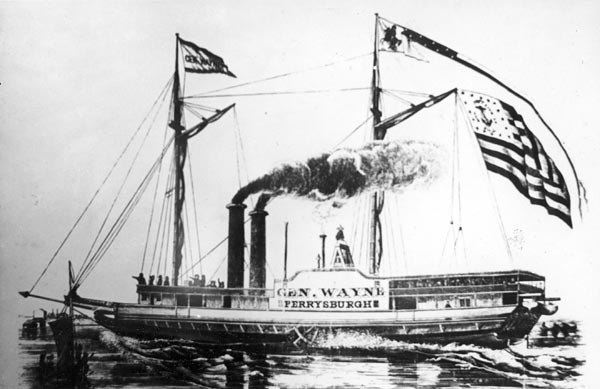 Steamship General Anthony Wayne