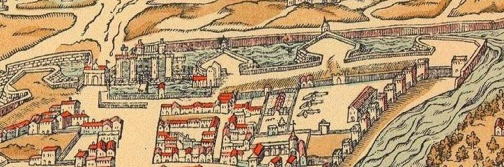 Bastille district 1575