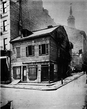 Black Horse Tavern Mulberry And Park St
