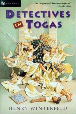 Detectives in Togas 2002 book cover.jpg