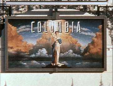 Columbia Pictures painting on the wall of Sony Pictures Studios