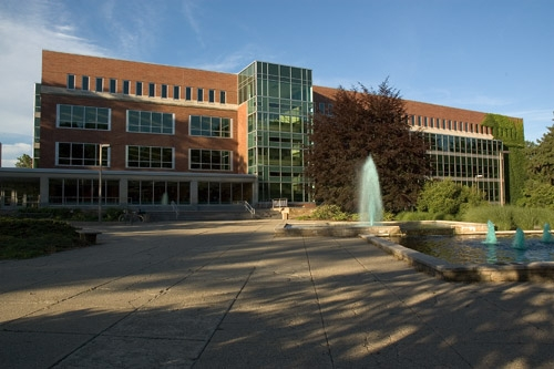 Michigan State University Libraries Main Building
