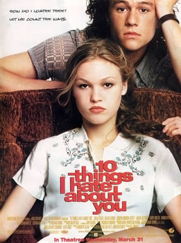 10 Things I Hate About You film