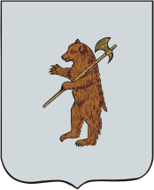 Coat of Arms of Yaroslavl (1778)
