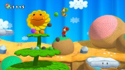 Yoshis Woolly World screenshot