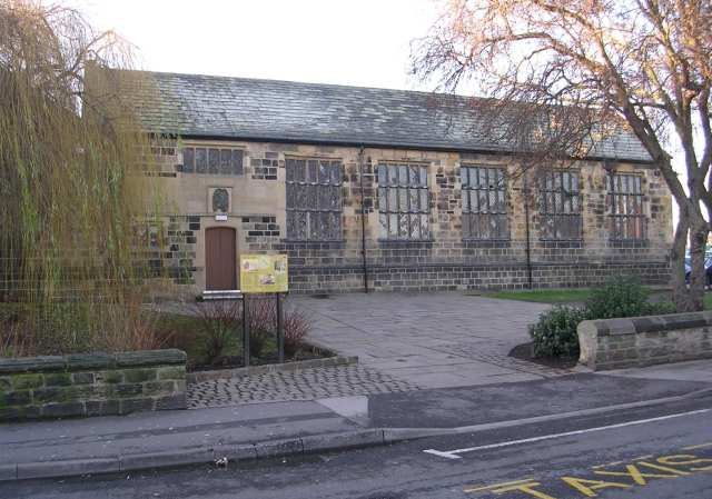 The Old Queen Elizabeth Grammar School
