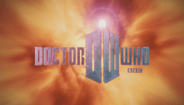 Doctor who 2011 title