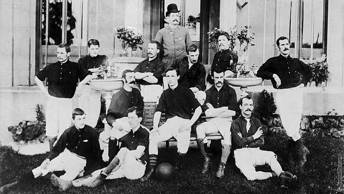 Arsenal 1888 squad photo