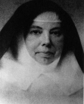 Mother Mary Teresa Austin Carroll