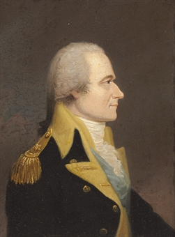 Alexander Hamilton By William J Weaver