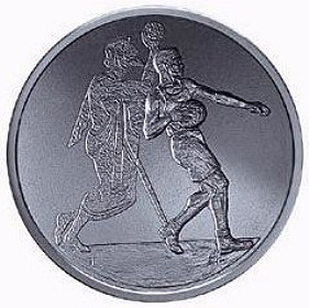 2004 Greece 10 Euro OS Handball front