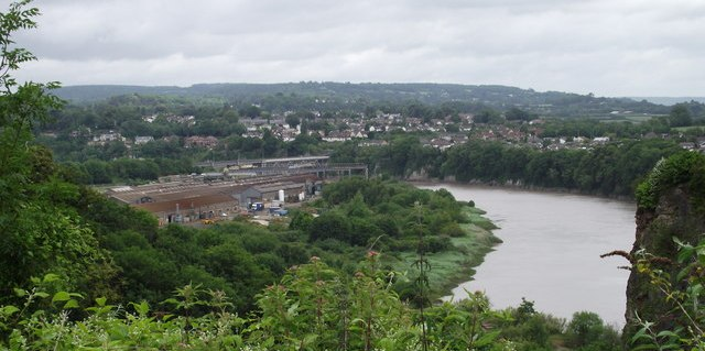 Shipyard site chepstow cropped