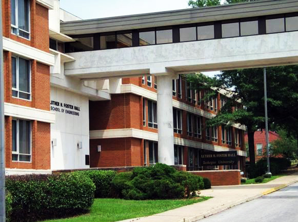 Tuskegee University's College of Engineering -Luther H. Foster Hall