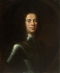 WILLIAM GORDON, 6th Viscount Kenmure (d. 1716), Jacobite, of Kenmure Castle