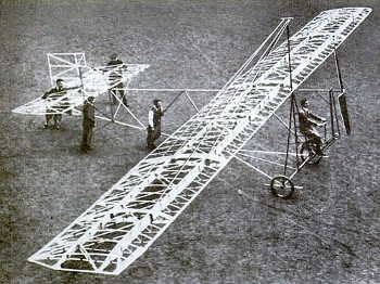 Zaschka Human-Power Aircraft (1934)