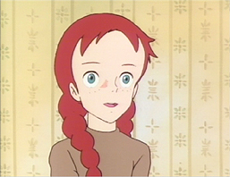 Anne of Green Gables (anime series - screenshot)