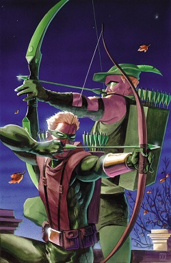 green arrow facts for kids
