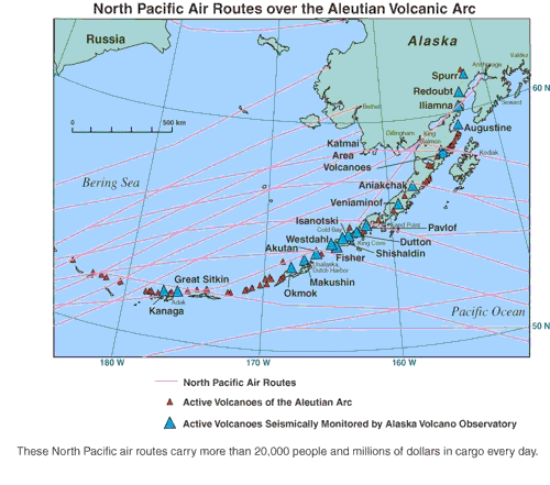 North-Pacific-air-routes