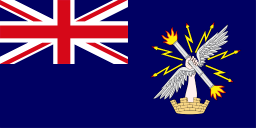 Royal Engineers Ensign