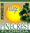 Official seal of Pinecrest, Florida