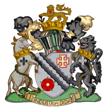 Radcliffe Borough Council - coat of arms