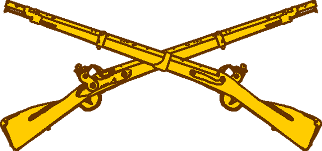 USA - Army Infantry Insignia