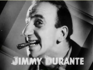 Jimmy Durante in Broadway to Hollywood trailer