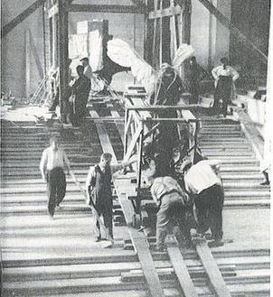 Nike descending staircase 3sept1939