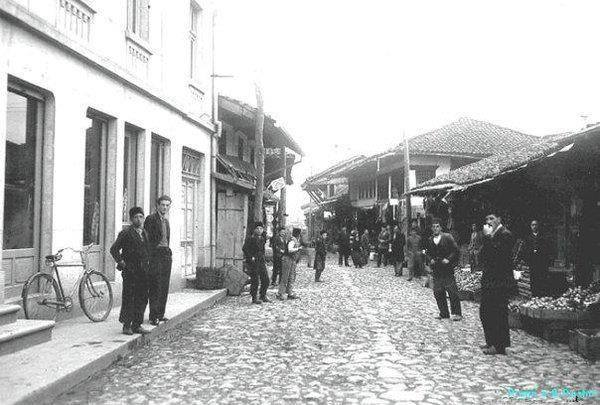 The Old Bazaar, Gjakova